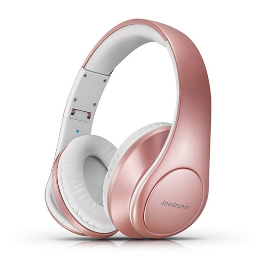 Rose Gold Iphone  Headphones