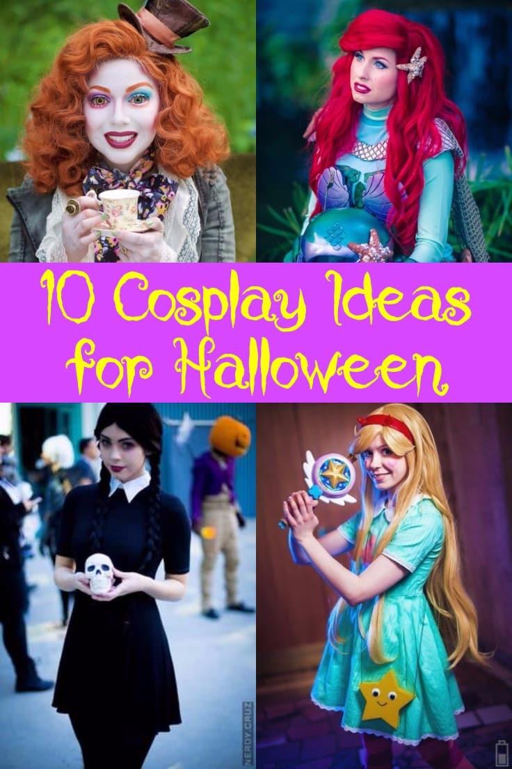 10 halloween cosplay costume ideas - sakura fairies