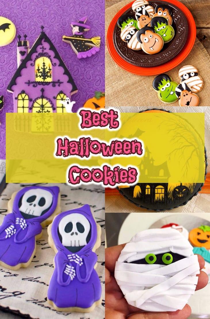 Spookylicious Halloween Cookies