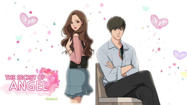 Webtoons for Valentine's Day - Sakura Fairies