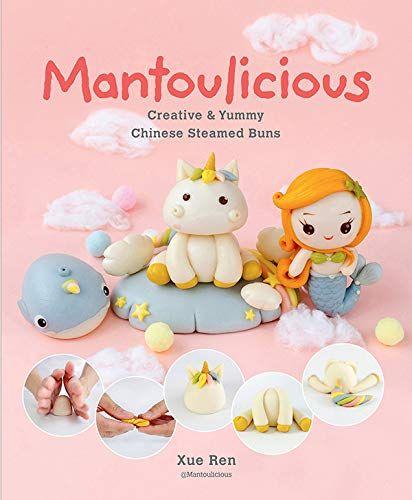 The gorgeous Mantoulicius book by Xue Ren @mantoulicius via Amazon